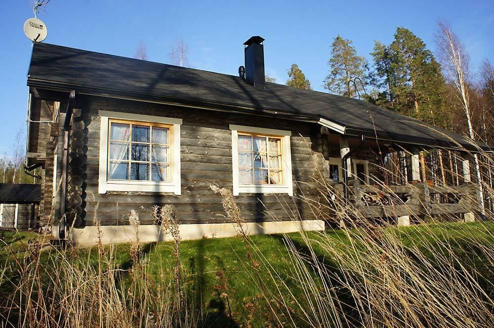 Norppatorppa mökki lakeside cottage