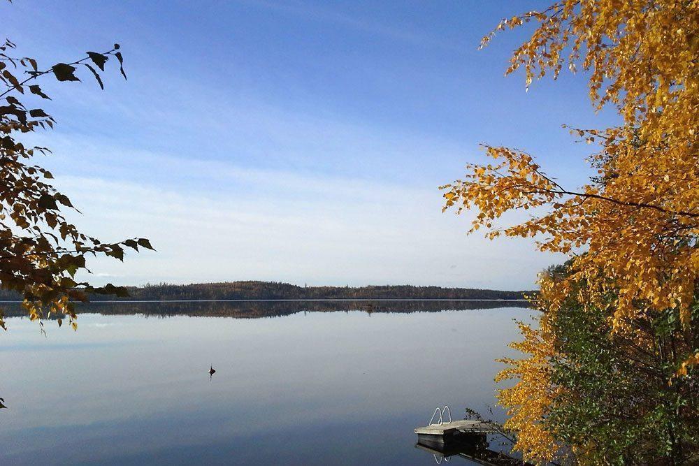 Karhunpesä lake järvi